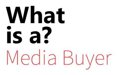 Media Buyer Job Description Salarycom